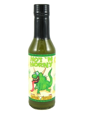 Hot 'N Horny Scorching Hot Sauce