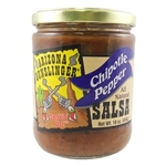 Arizona Gunslinger Chipotle Pepper Salsa
