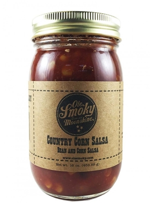 Ole Smoky Moonshine Country Corn Salsa