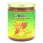 Caboom. Black Bean and Corn Gourmet Salsa