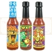 Ass Kickin Hottest Hot Sauces 3 Pack