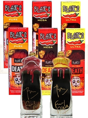 Blair's Ultra Reserve Gift Pack