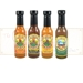 Tahiti Joe's Maui Pepper Hot Sauces 4 Pack
