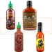 Sriracha Hot Sauces Gift Set