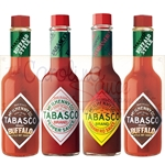 Tabasco Pepper Sauce Man's 4 Pack