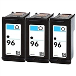 HP 96 BLACK INK CARTRIDGE FOR DESKJET PRINTER C8767WN