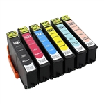 Epson 277XL Ink Cartridges,6 Set ,Remanufactured