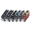 6 pack Canon cli-8 PGI-5 Ink Cartridges