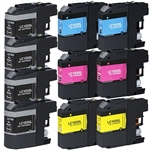 Brother LC103 BCYM Ink Cartridge Set for MFC
