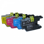 Brother LC75 BCYM Ink Cartridge Set for MFC-J6510DW MFC-J6710DW MFC-J6910DW