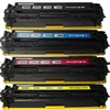 Canon 116 Toner Cartridge Set Of 4 Colors (Black,Cyan,magenta,Yellow) - Remanufactured