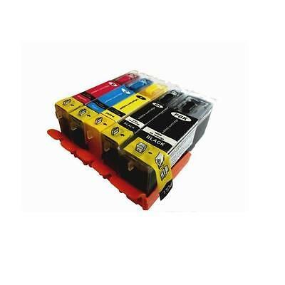 5-Pack Edible Ink Cartridges Compatible Canon PGI-225 & CLI-226