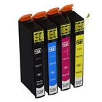 Epson 273XL Ink Cartridges,4 Set ,Remanufactured