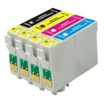 8Pk EPSON 69 Ink Cartridges t0691,t0692,t0693,t0694 Set Of 8 colors