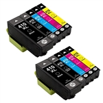 Epson 410XL Ink Cartridges,10 Set ,Remanufactured