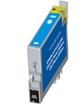 Epson T060120 Ink Cartridge, Cyan, Remanufactured , Replacement