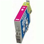 Epson T060320 Ink Cartridge, Magenta, Remanufactured , Replacement