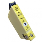 Epson T252xl Yellow High Yield  Ink Cartridge Remanufactured