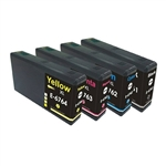 Epson 676XL Ink Cartridges,4 Set ,Remanufactured