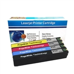 HP 972A ink Cartridges set of 4 colors