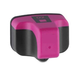 HP#02 (C8721WN) MAGENTA Remanufactured  Ink Cartridge / Double yield