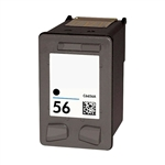 HP 56 BLACK INK CARTRIDGE C6656AN