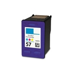 HP#57 (C6657AN) COLOR Remanufactured  Ink Cartridge