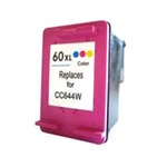 Combo Pack HP#60XL Color (CC644WN)