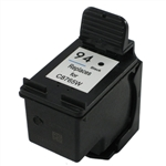 PACK HP#94 (C8765WN) BLACK Remanufactured  Ink Cartridge
