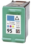 HP#95 (C8766WN) COLOR remanufactured Ink Cartridge