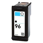 HP 96 INK (C8767WN) Remanufactured BLACK  Inkjet Cartridge