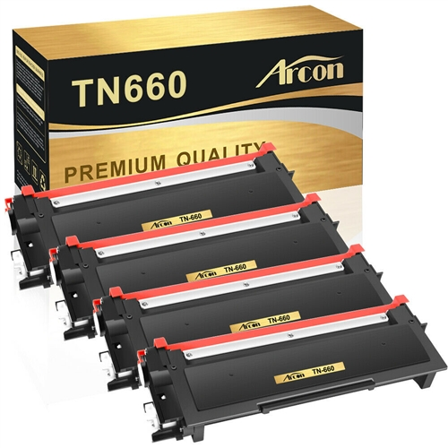 High Yield TN660 Toner Compatible TN630 For Brother DCP-L2540DW Black Wholesale