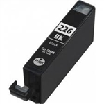 Canon CLI-226 Dye Black Remanufactured  Inkjet Cartridge W/ Chip