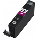 Canon CLI-226 Magenta Remanufactured  Inkjet Cartridge W/ Chip