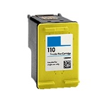 HP#110 (CB304AN) TRI-COLOR Ink Cartridge