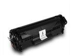 HP Toner Cartridge for Hewlett Packard printers (HP) Q2612X (12X), Remanufactured