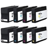HP 950XL,951XL REMANUFACTURED INK FOR OFFICEJET PRO 8100,OFFICEJET PRO 8600