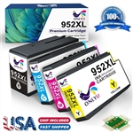 HP 952XL REMANUFACTURED INK FOR OFFICEJET PRO SERIES