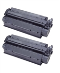 2pk HP 15X Black LaserJet Toner Cartridge, C7115X For HP LaserJet 1200 Series & LasetJet 3300 Series