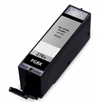 Remanufactured  Canon PGI-270XL Ink Cartridge: 1 Pigment Black PGI270X