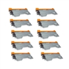 10 Pack Brother TN-450 Toner,High Yield Toner Cartridge