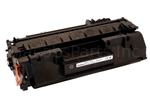 5 HP 05A Black LaserJet Toner Cartridge (CE505A)