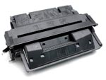 HP 27X Black LaserJet Toner Cartridge.