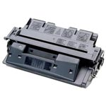 HP 61X Black LaserJet Toner Cartridge.