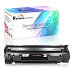 HP 36A (CB436A) Black LaserJet Toner Cartridge