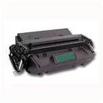 HP 10A Black LaserJet Toner Cartridge.