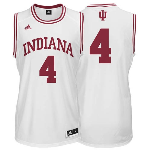 the latest 96aa8 6c0eb iu basketball jersey