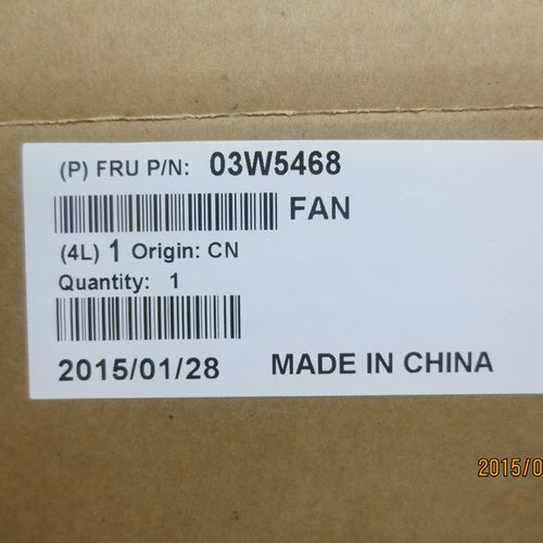IBM / Lenovo FANS - 03W5468