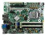 HP Desktop System Board 611834-001