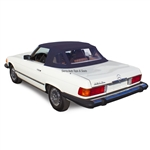Mercedes Convertible Top 1972-1989 280-560SL German Classic
